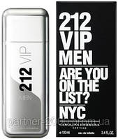 "Carolina Herrera ""212 VIP Men"" реплика"