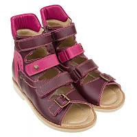 Ортопедические босоножки «Бекки» для девочек, детская ортопедическая обувь
