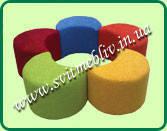Комплект пуфиков №7 для детских садиков, фото 1