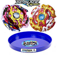 Новая серия Beyblade Burst Evolution Spriggan requiem Спрайзен S3 и Legend Spriggan Spryzen