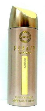 Armaf дезодорант Paraty 200 ml
