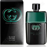Gucci - Guilty Black Pour Homme  90 мл реплика (мужские духи, туалетная вода) Мужская парфюмерия