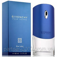 Givenchy Blue Label 100 мл реплика (мужские духи, туалетная вода) (Люкс) Мужская парфюмерия, фото 1
