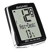 Велокомпьютер Sigma BC 14.16 STS/CAD