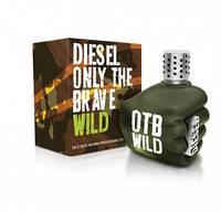 Diesel Only The Brave Wild 125 мл реплика (мужские духи, туалетная вода) (Люкс) Мужская парфюмерия