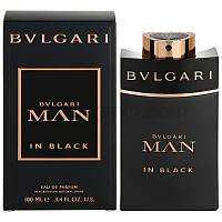 Bvlgari Man In Black edp 100 мл реплика (мужские духи, туалетная вода) Мужская парфюмерия