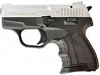 Шумовой пистолет ATAK Arms Stalker Mod. 906 Chrome, фото 1