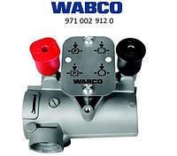 Кран тормозний прицепа WABCO 9710029000