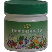 Полиэнзим 10 Антипаразитарная формула 280 г