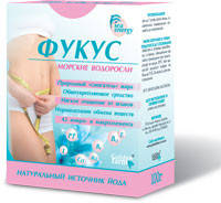 Фукус 100 г.