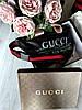 Стильная сумочка на пояс Gucci черная (реплика)