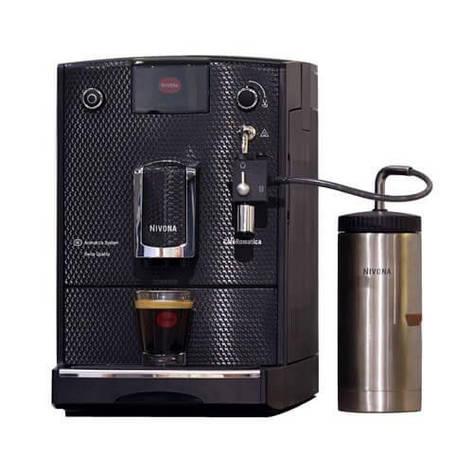 Кофемашина автоматическая Nivona CafeRomatica 680, фото 2