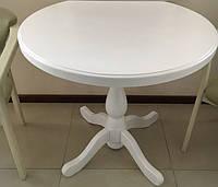 Стол из массива дерева «К 2» круглый (не раскладной) диаметр 940   РПМК