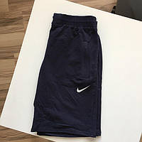 Мужские темно-синие шорты Nike