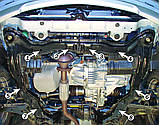 Защита картера двигателя и кпп Hyundai Elantra  2000-, фото 4