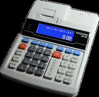 Кассовый аппарат Екселлио / Экселлио DP‑25 GPRS и Ethernet версия (с лицензией exellio online server) БУ