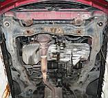 Защита картера двигателя и кпп Hyundai Elantra  2000-, фото 2