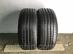Шины бу лето 225/40R18 Pirelli Cinturato P7 RFT 2шт 6мм