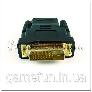 HDMI to DVI перехідник