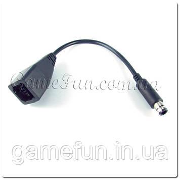 Перехідник для блоку живлення Xbox 360 Phat на Xbox 360 E