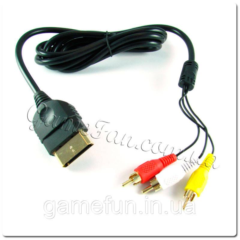 Композитный AV кабель Xbox 180