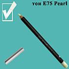 Карандаш для Глаз и Губ, цвет Pearl Жемчужно- Белый Перламутровый, Косметический Adoro Е75 Упаковкой 12 шт., фото 5