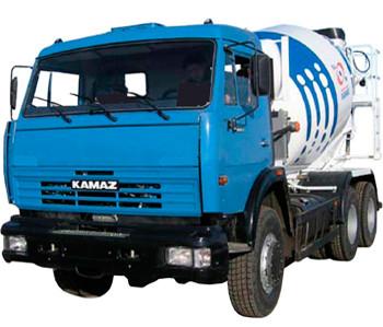Товарний бетон М150 П4 В12,5 з доставкою міксером в Києві