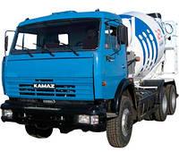 Товарный бетон М150 П4 В12,5 с доставкой миксером в Киеве