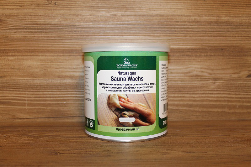 Воск для саун, Sauna Wachs