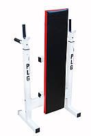 Скамья горизонтальная складная PLG K-033