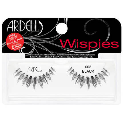 Накладные ресницы ARDELL™ Wispies Lashes 603, фото 2