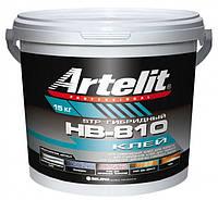 Однокомпонентный гибридный клей для паркета Artelit (Артелит), 15 кг.