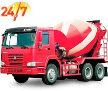 Товарний бетон П4 В20 М250 в Києві з доставкою