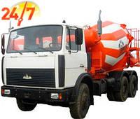 Товарный бетон М300 В25 П4 доставка в Киеве, фото 1