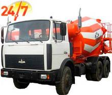 Товарний бетон В25 М300 П4 доставка в Києві