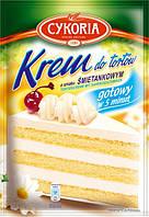 Cykoria Krem Śmietankowy 100 g крем для торта сливочный