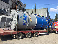 Оправка Силос 40 тон. + шнек 159мм.*4000мм