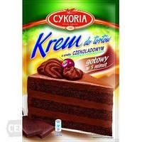 CYKORIA KREM DO TORTÓW O SMAKU CZEKOLADOWYM 100G крем для тортов шоколадный