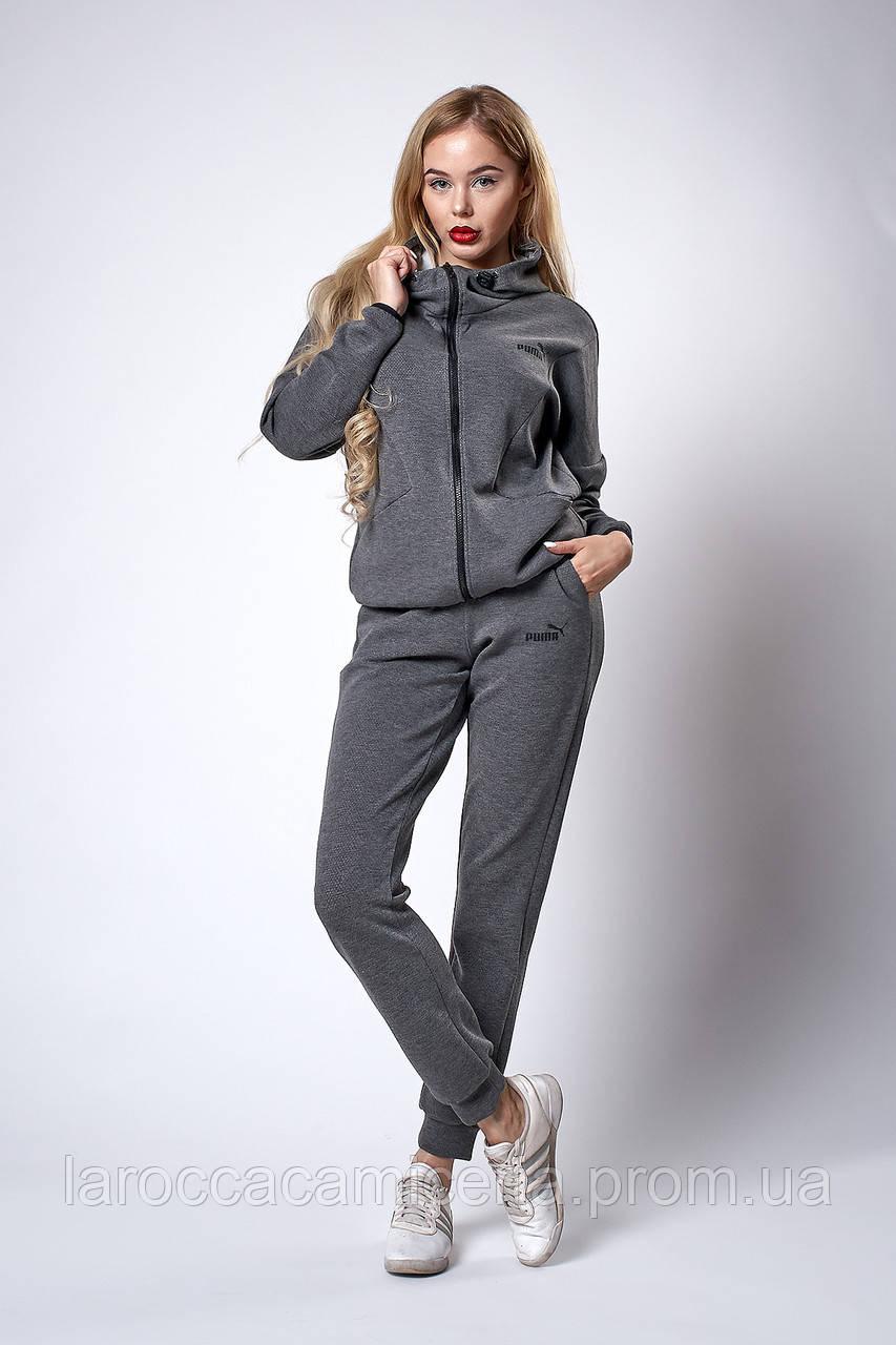 2decacc1760 Женский спортивный трикотажный костюм. Код модели КС-19-65-18. Цвет ...