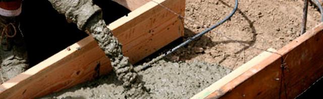 бетон в30 п4 м400