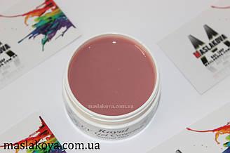 """УФ Гель камуфлирующий """"Royal""""  natural pink."""