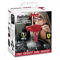 Професійний набір BaByliss PRO RAPIDO RED (BAB7000IRE) PROFESSIONAL HAIRSTYLE BOX (P1035E), фото 1