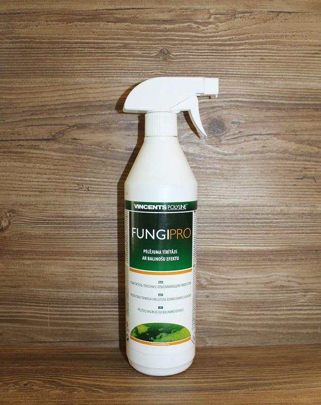 Очиститель плесени с отбеливающим эффектом, Fungi pro, 0.75 litre, Vincents Polyline