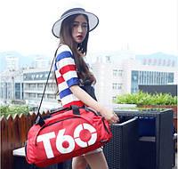Спортивная тканевая сумка-рюкзак., фото 1