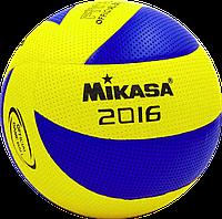 Мяч волейбольный Mikasa MVA-310 PVC
