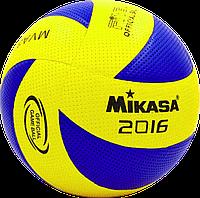 Мяч волейбольный Mikasa MVA-330 PVC, фото 1