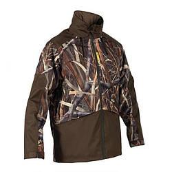 Куртка охотничья мужская Solognac Superduck 100 kamoreeds