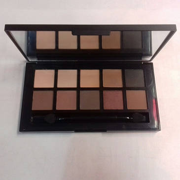 Тени Kylie kyshadow pressed powder eyeshadow 10 цветов, фото 2