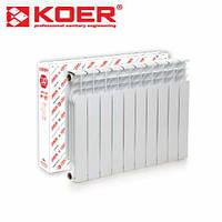 Радиатор биметаллический KOER 100 Bimetal-500