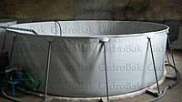 Бассейн для выращивания рыбы Гидробак 15 м.куб., фото 1